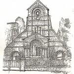 Eglise dessin 150x150 suresnes